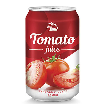 Tomato Juice Can
